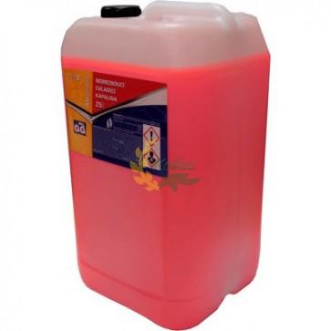 Концентрат Antifreeze Typ D - Красный - 25л