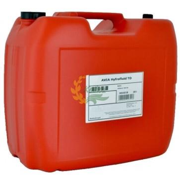 Трансмиссионное масло HYDROFLUID TD (UTTO) 20л