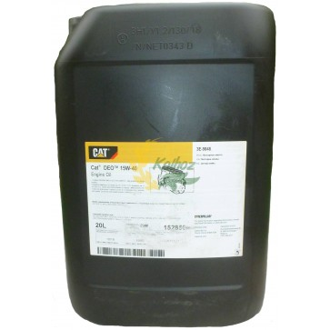 Масло моторное CAT DEO 15w-40 20л