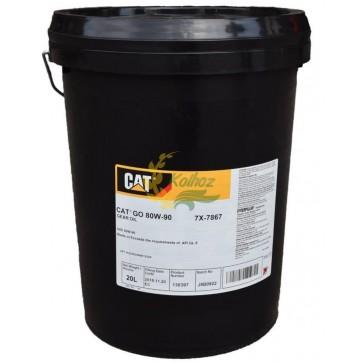 Трансмиссионное масло CAT GO 80w-90 20л