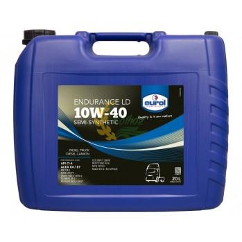 Масло моторное Endurance LD 10w-40 20л