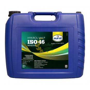Гидравлическое масло Hykrol VHLP ISO 46 20л