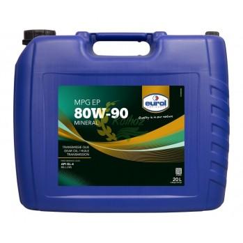 Трансмиссионное масло MPG EP 80w-90 GL4 20л