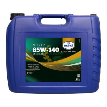 Трансмиссионное масло MPG EP 85w-140 GL4 20л