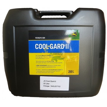 Антифриз COOL-GARD II - Желтый - 20л