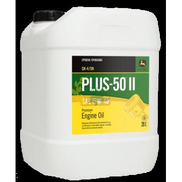 Масло моторное PLUS 50 15w-40 20л