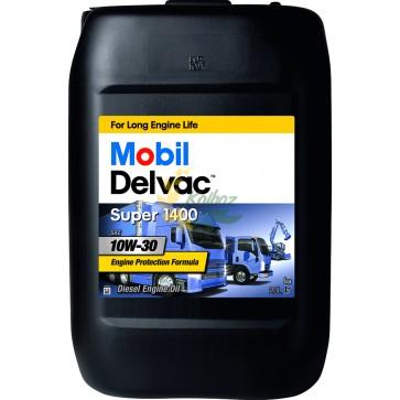 Масло моторное Delvac Super 1400 10w-30 20л