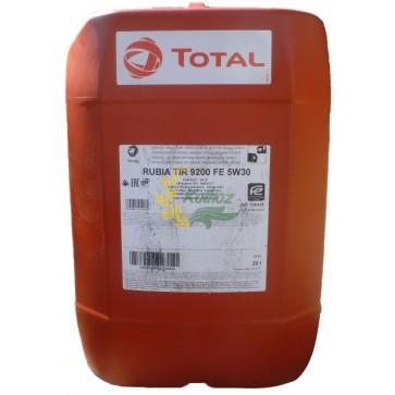 Масло моторное RUBIA TIR 9200 FE 5w-30 20л