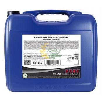Масло моторное HIGHTEC TRUCKSTAR 10w-40 HC 20л