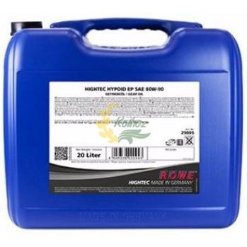 Трансмиссионное масло HIGHTEC HYPOID EP 80w-90 20л