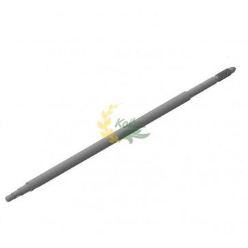 000668189 Вал D26х845 шлицевой привода сетки радиатора